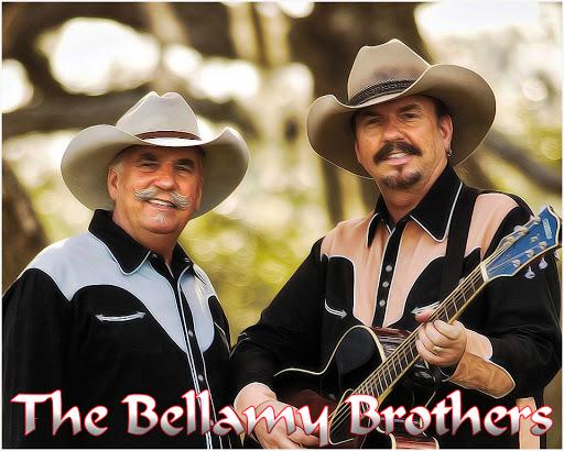 Bellamy Brothers på besøk